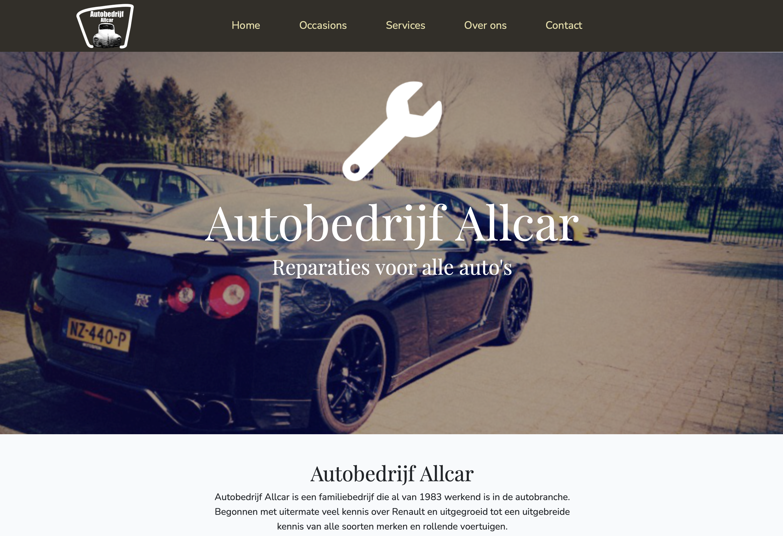 Autobedrijf Allcar